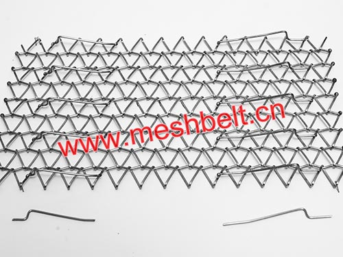Mesh belt for Despatch furnace 1