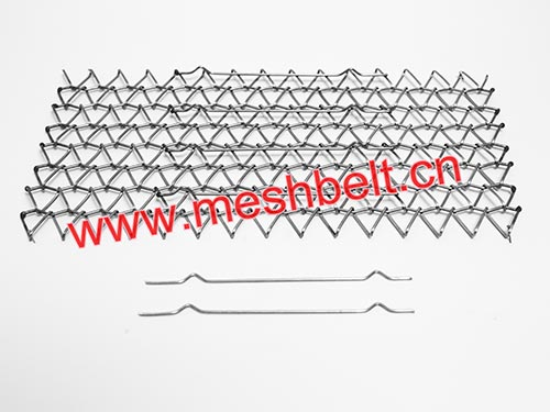 Mesh belt for Despatch furnace 2